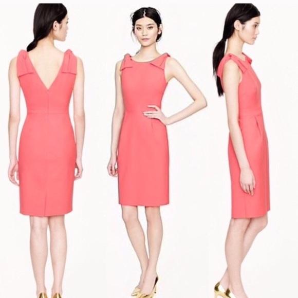 J. Crew Dresses & Skirts - J. Crew Origami Bow Dress